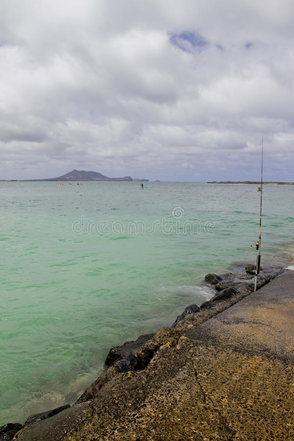 Download Kailua Shore editorial photo. Image of pole, vacation - 33309641