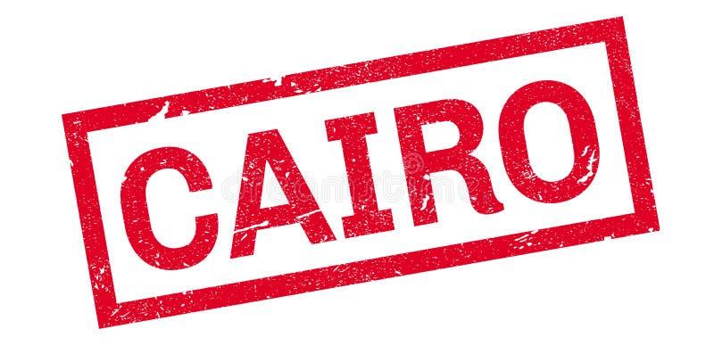 Kair pieczątka royalty ilustracja