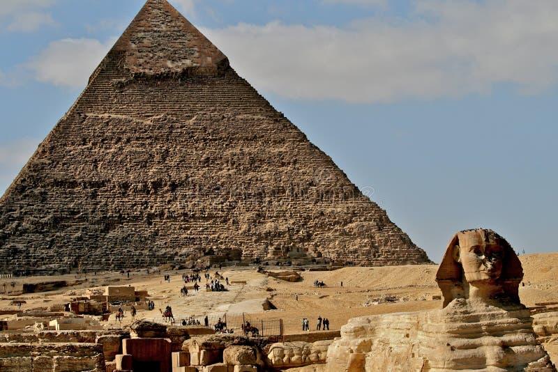Kair przyciągania Egipt, Afryka obrazy stock