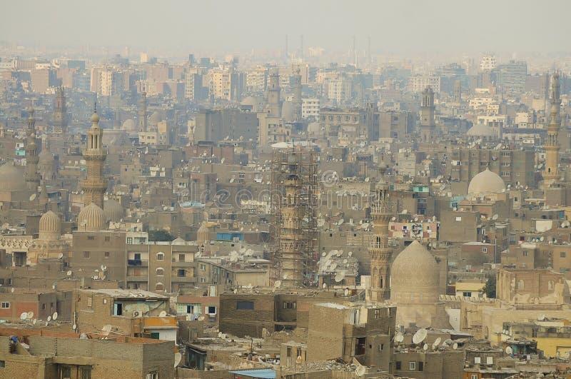 Kairo - Ägypten stockfoto