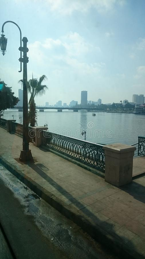 Kairo-Ausflug lizenzfreie stockbilder