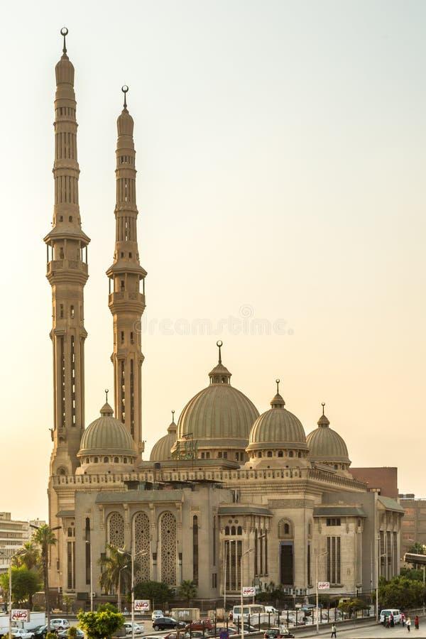 Kairo-Moschee lizenzfreie stockbilder
