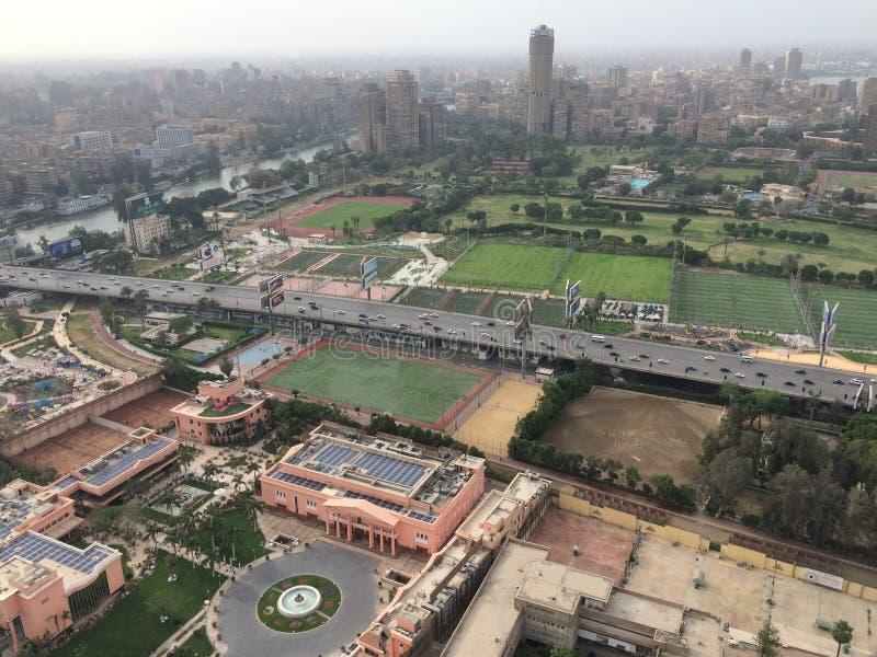 Kairo-Szene stockbild