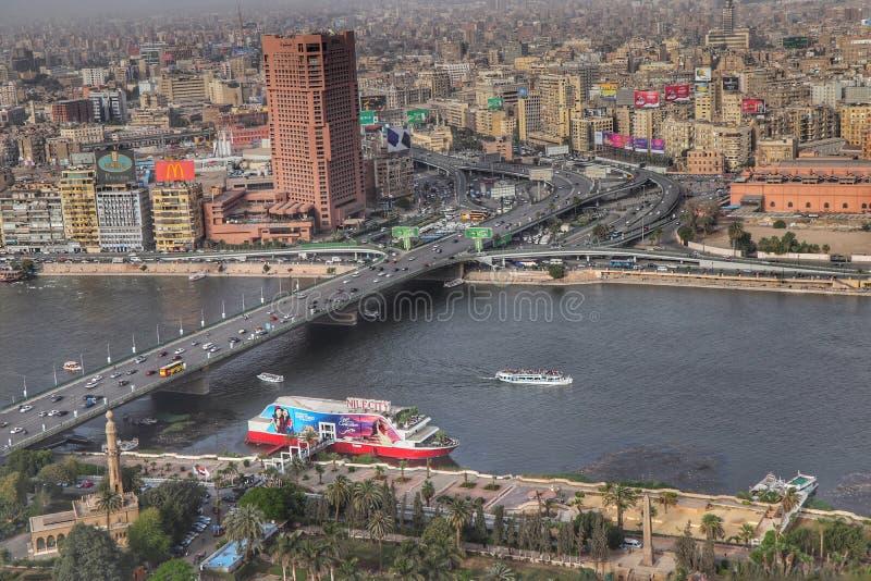 Kairo-Turm stockbild