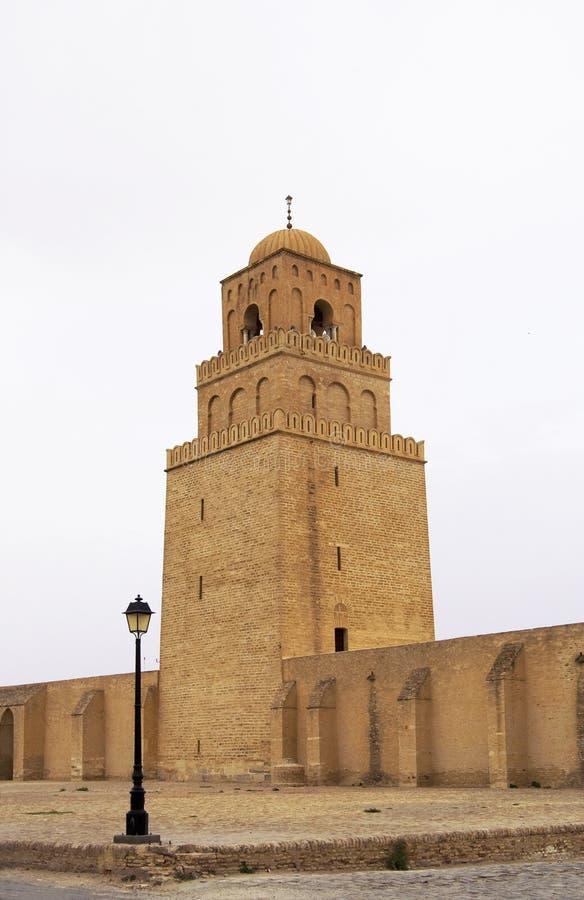 kairouan μουσουλμανικό τέμενο&sig στοκ φωτογραφίες με δικαίωμα ελεύθερης χρήσης