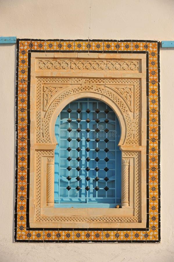 Kairouan mosque stock photography