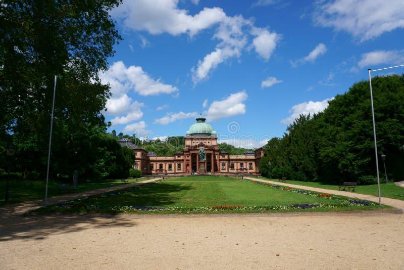 Kaiser Wilhelm Bath Bad Homburg photos stock