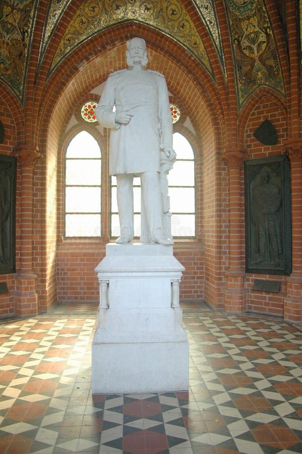 Kaiser Wilhelm Ja zdjęcie stock