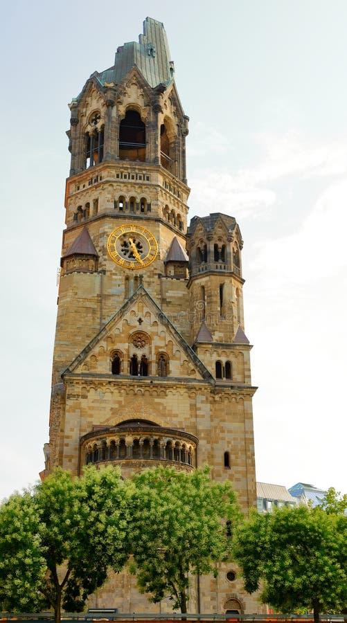 Kaiser Wilhelm Memorial Church Kaiser-Wilhelm-Gedächtniskirche, Berlin, Allemagne Deutschland images stock
