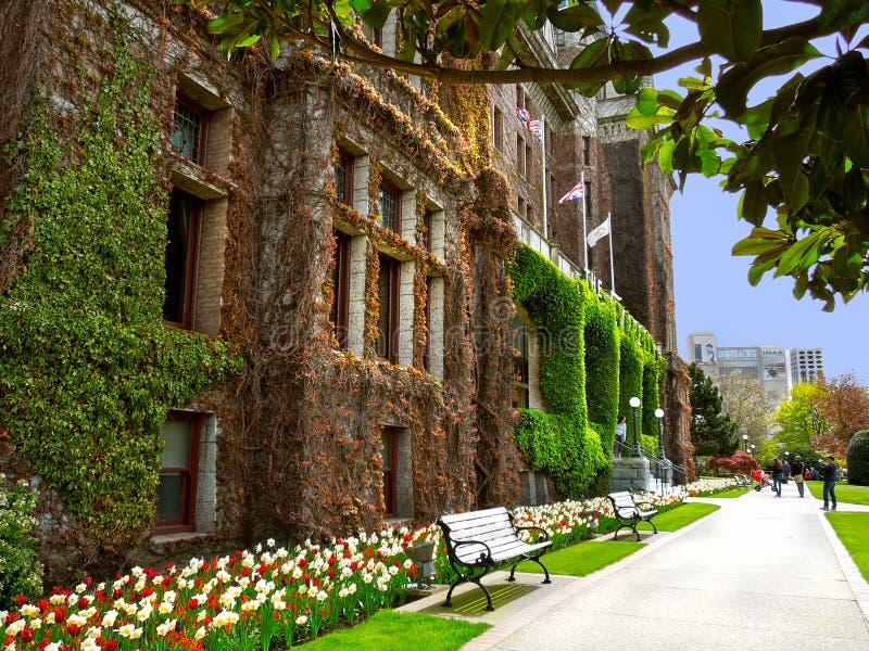 Kaiserin-Hotel Victoria Canada lizenzfreie stockfotografie