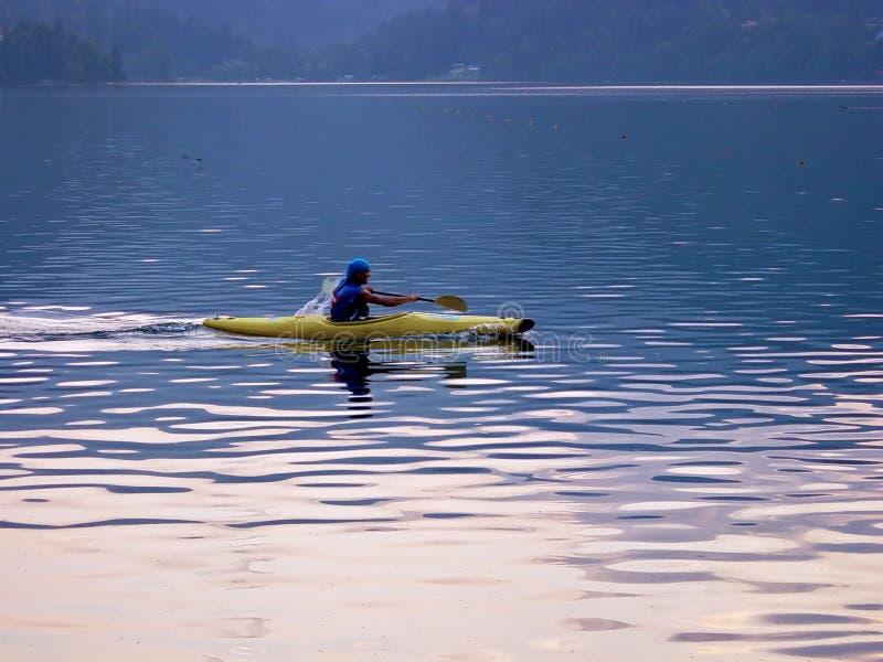 Download Kajak stockfoto. Bild von frühling, swim, sonne, ozean - 871410
