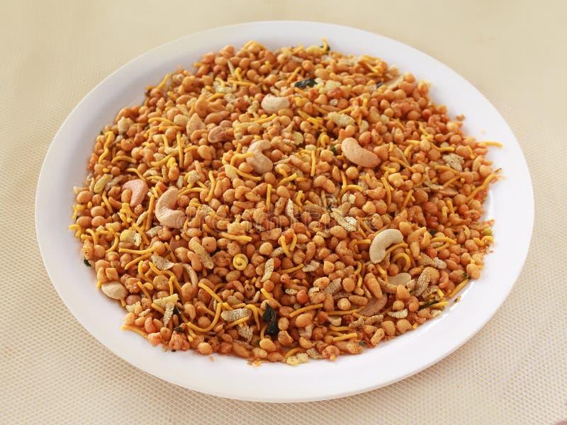 Kaju mixture includes cashews as the main ingredient royalty free stock photos