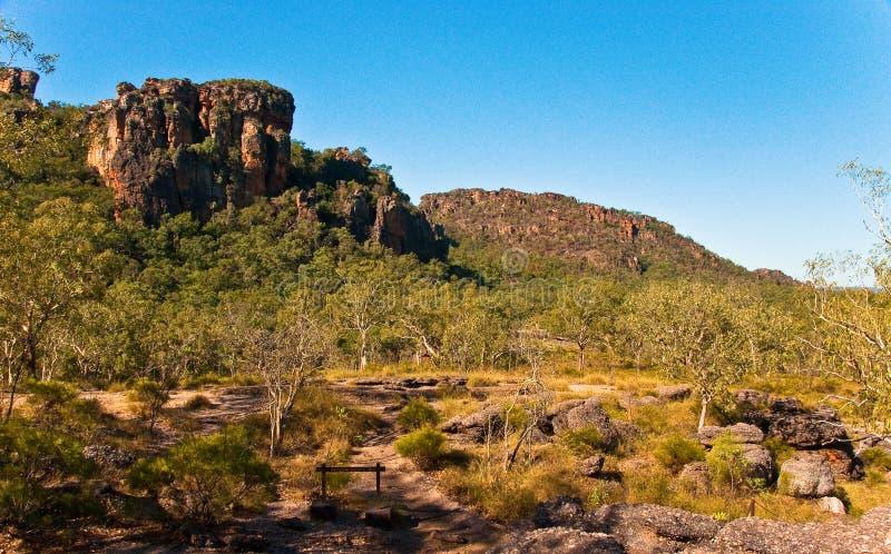 Kakadu National Park. Landscape of Kakadu National Park, australia stock photo