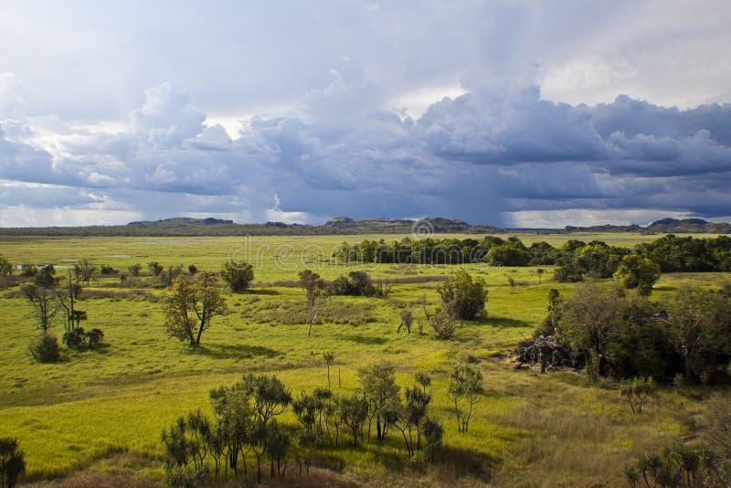 Kakadu National Park. Landscape at Kakadu National Park Australia stock photography