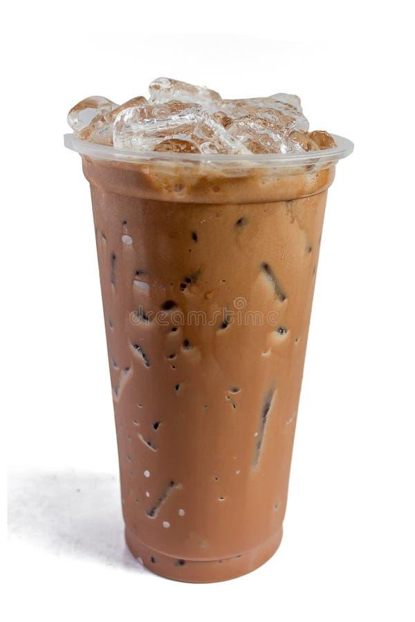 Kakao vom Glas lizenzfreies stockfoto
