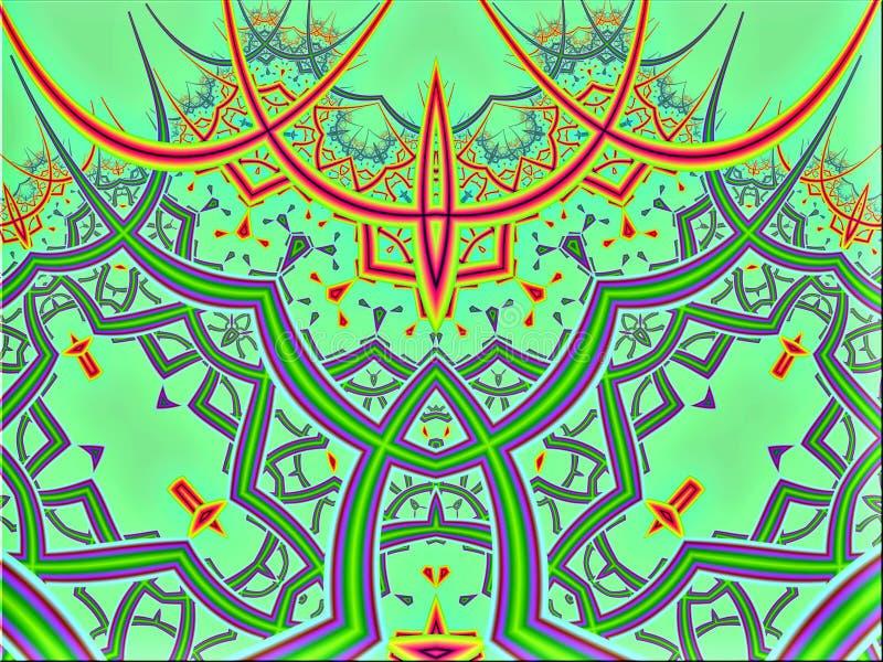 kakofonie vector illustratie