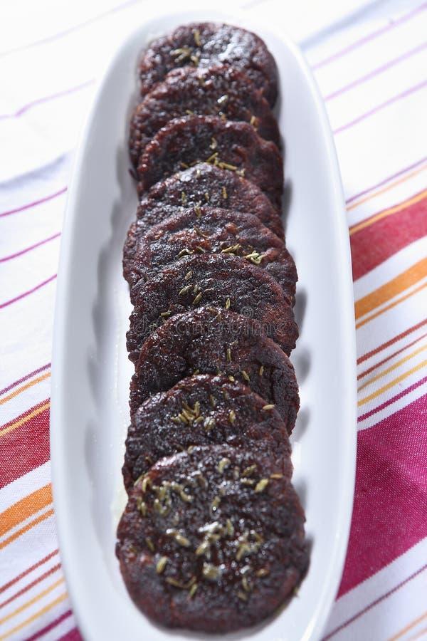 Kakra-Pittabrot, Bonbon frittierte Kuchen stockfoto