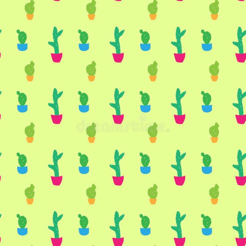 Kaktus von verschiedenen Farben und von Formen lizenzfreies stockbild