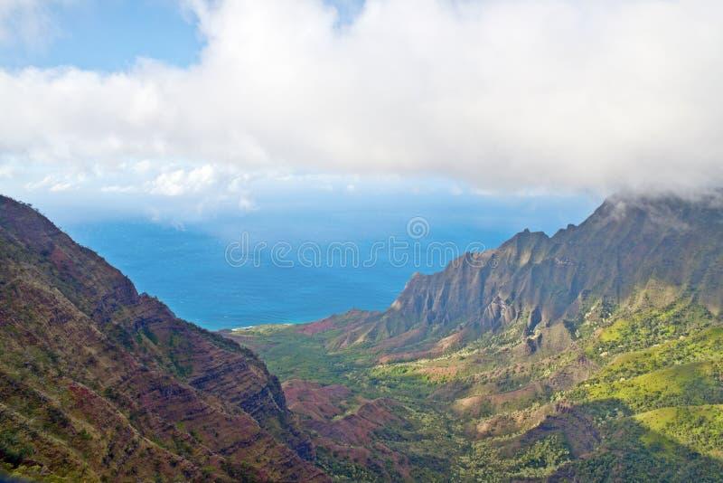 Download Kalalau Valley Lookout - Kauai, Hawaii Stock Image - Image: 22944971