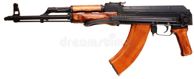 Kalashnikov royalty free stock images
