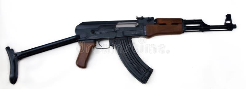 Kalashnikov AK47 imagens de stock