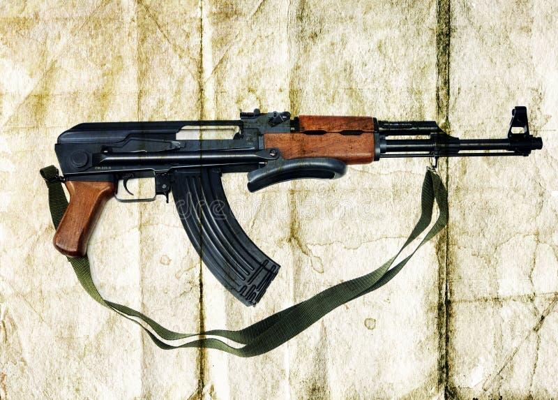 Kalashnikov AK47 foto de archivo