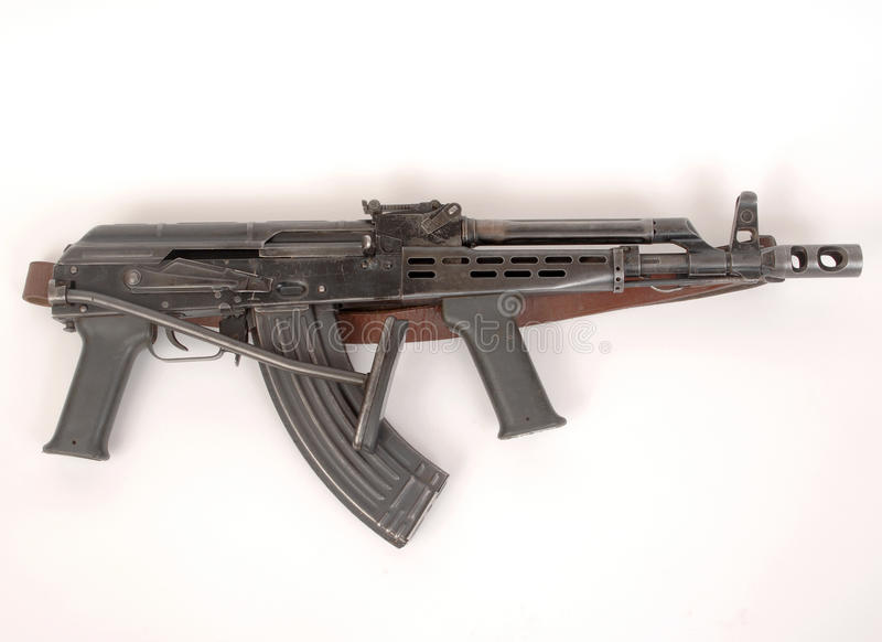 Download Kalashnikov AKM AK47 Assault Rifle Stock Photo - Image: 21002538