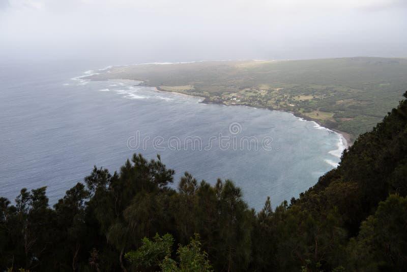 Download Kalaupapa Overlook In Palaau State Park Stock Image - Image of view, palaau: 83724061
