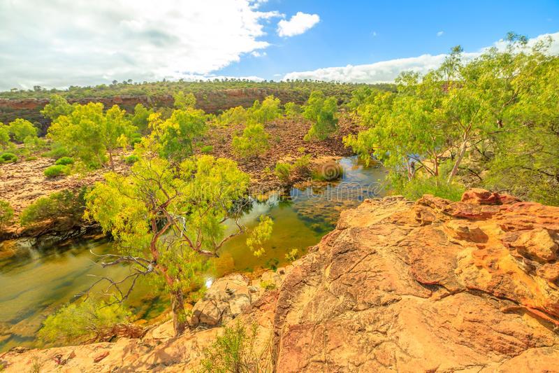 Kalbarri National Park WA stock photography