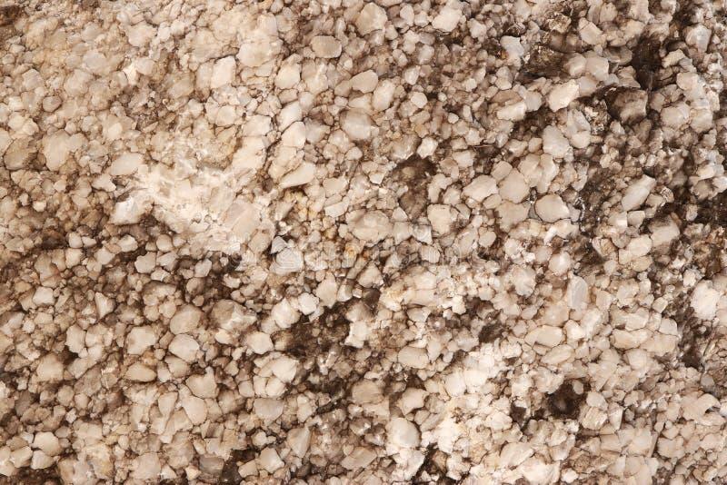 Kalcyt Kamienna tekstura - tło obrazy stock
