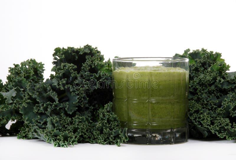 kale сока стоковые фото