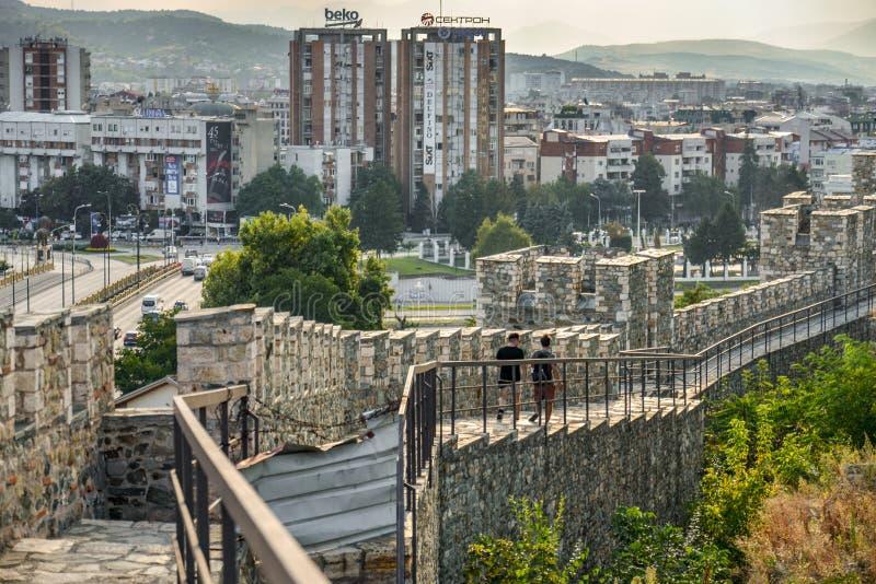 SKOPJE,NORTH MACEDONIA-AUGUST 23 2019: royalty free stock photos
