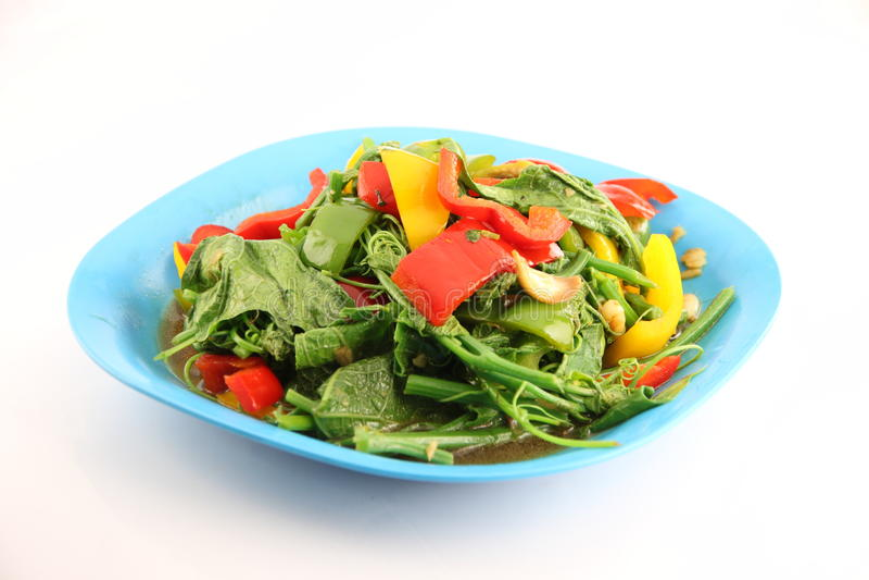 Kalebass för Puffspansk pepparbitterhet. royaltyfria foton