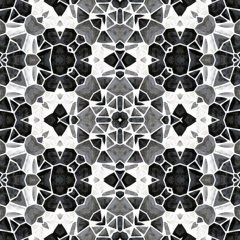 Kaleidoscop. Image of the abstract kaleidoscopic pattern vector illustration