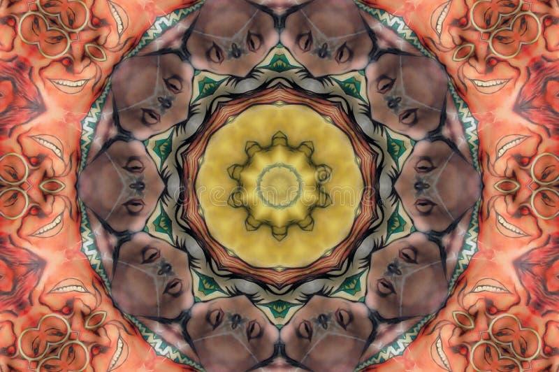 kaleidoscope конструкции бесплатная иллюстрация