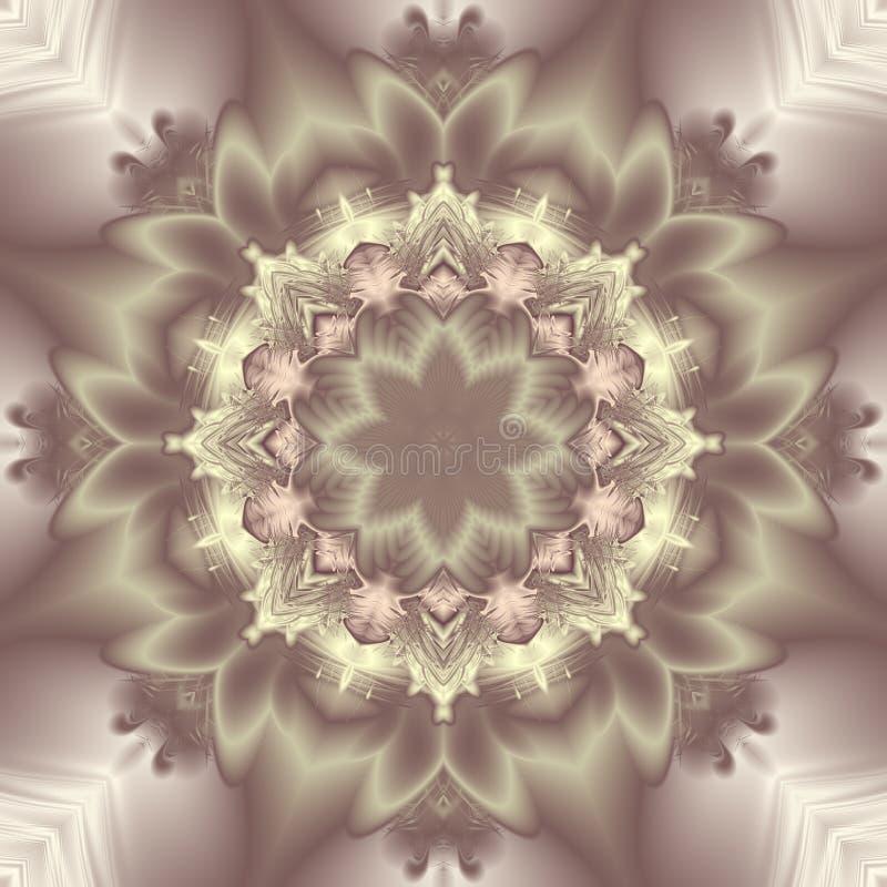 kaleidoscope тонкий иллюстрация штока