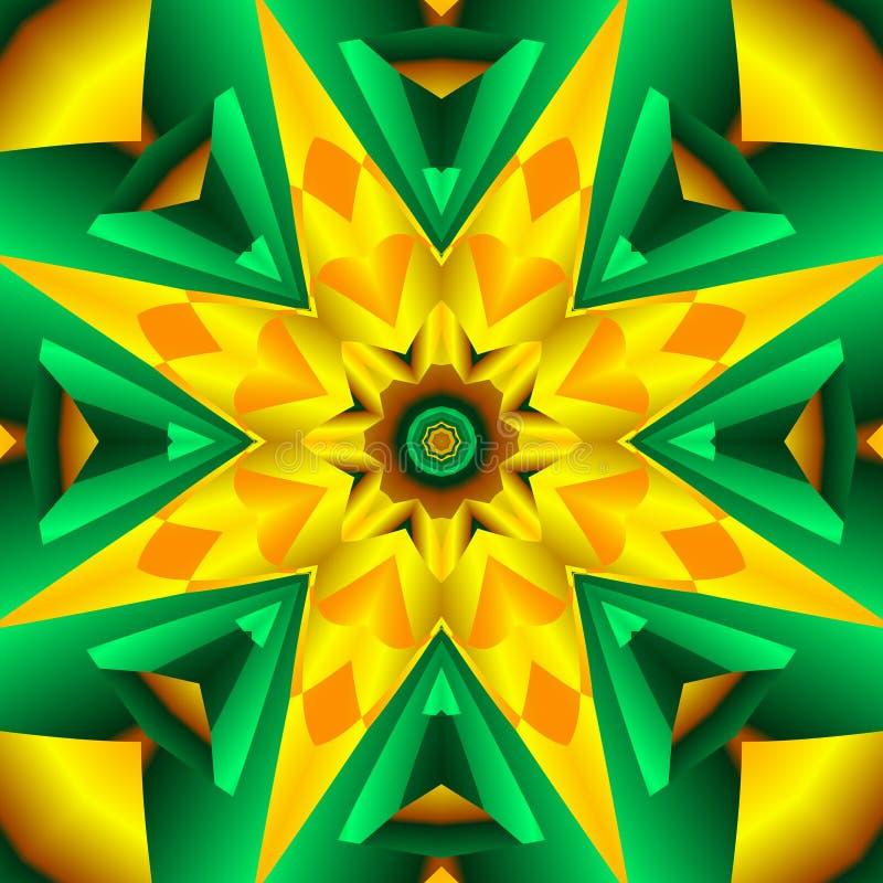 Kaleidoscope royalty free stock images