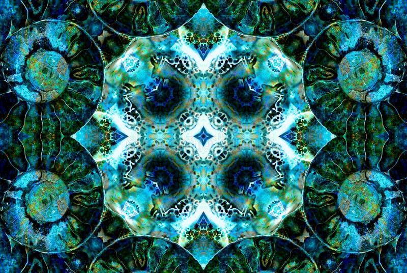 kaleidoscope 42 stock photography