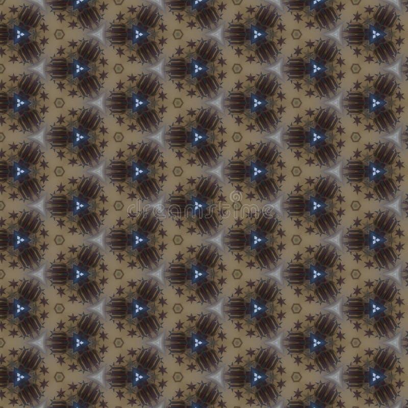Kaleidoscope Background stock images