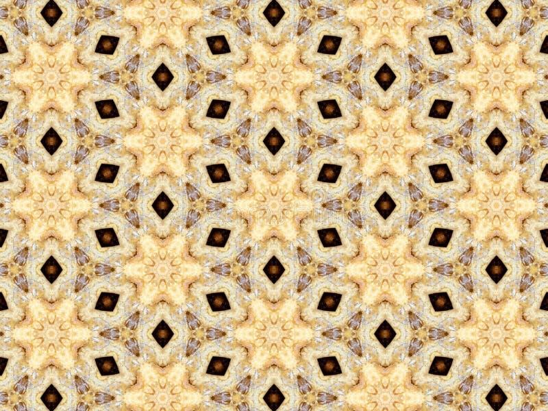 Kaleidoscope Pattern Art Fantasy Background. Kaleidoscope pattern art abstract fantasy creative design decoration for background royalty free stock photos