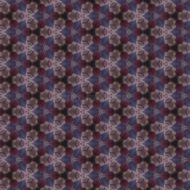 Kaleidoscope Pattern royalty free stock images