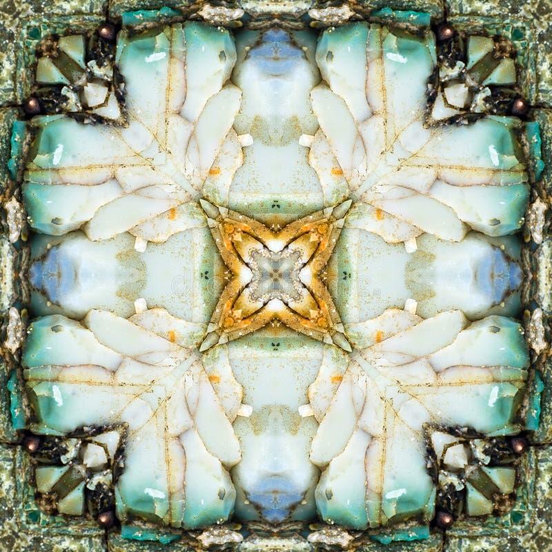 Download Kaleidoscope Square: Chert Layers, Oregon Coast Stock Photo - Image: 65428136