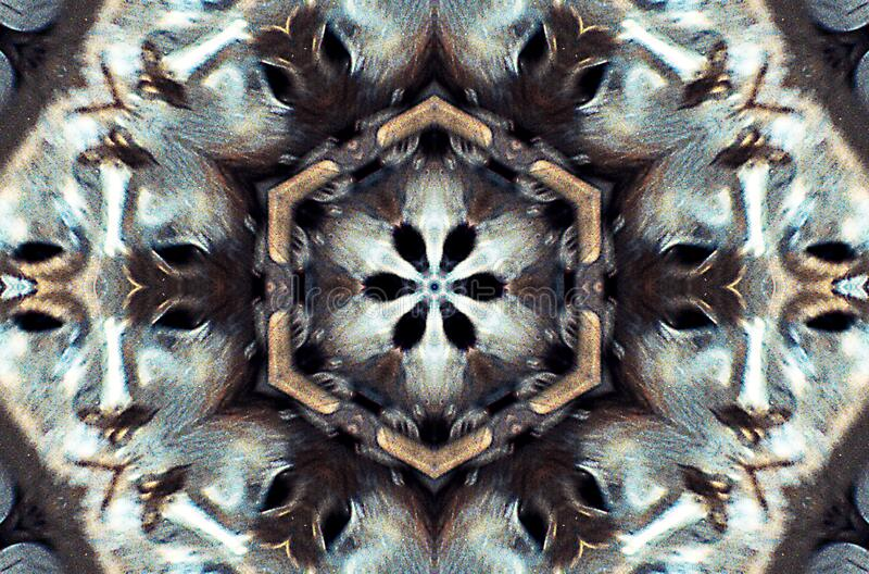 kaleidoscope (54) royalty free stock image