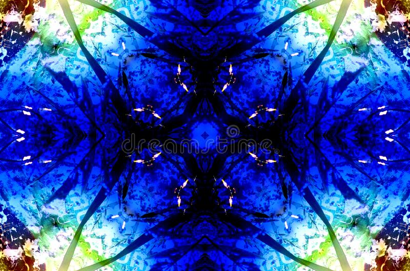 kaleidoscope (59) royalty free stock photo