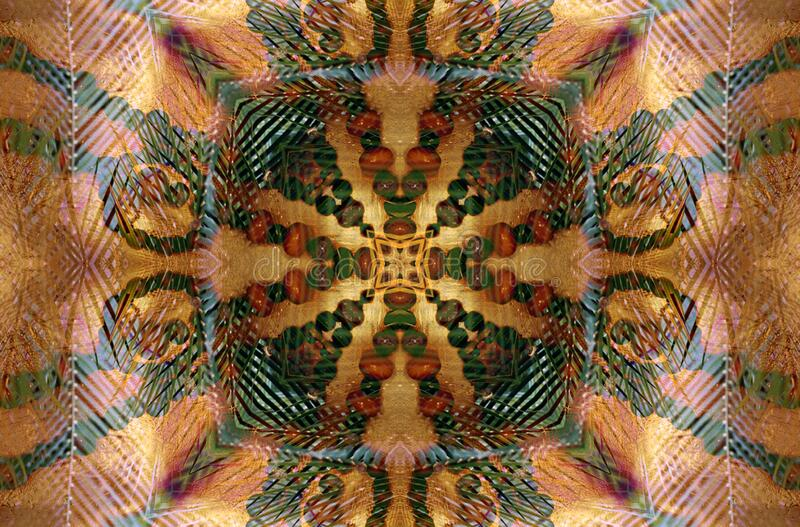 kaleidoscope (77) stock image