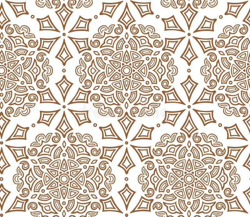 kaleidoscopemodell royaltyfri illustrationer
