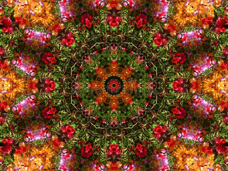 Download Kaleidoscopic Wallpaper Pattern Stock Image - Image: 88259961
