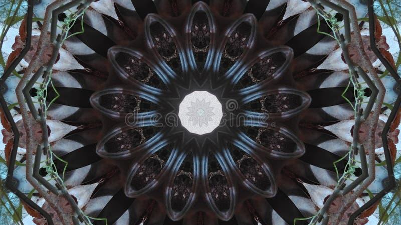 Kaleidoskop stockfotografie