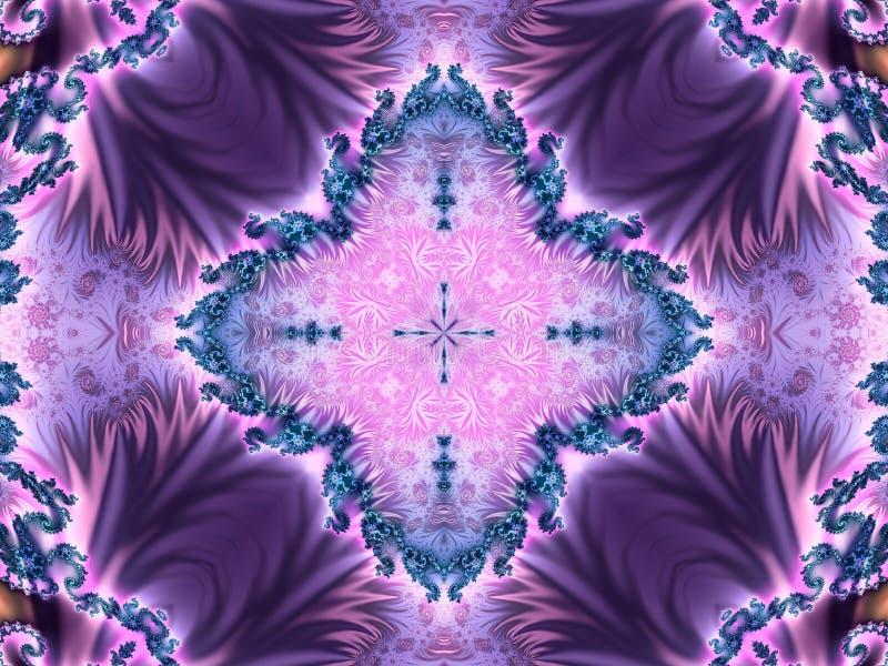 Kaleidoskop aufwändig stock abbildung