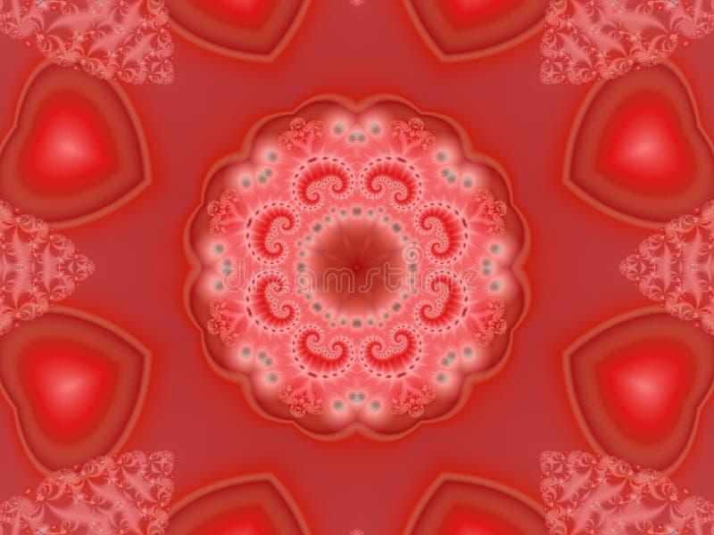Kaleidoskop der Innerer II vektor abbildung